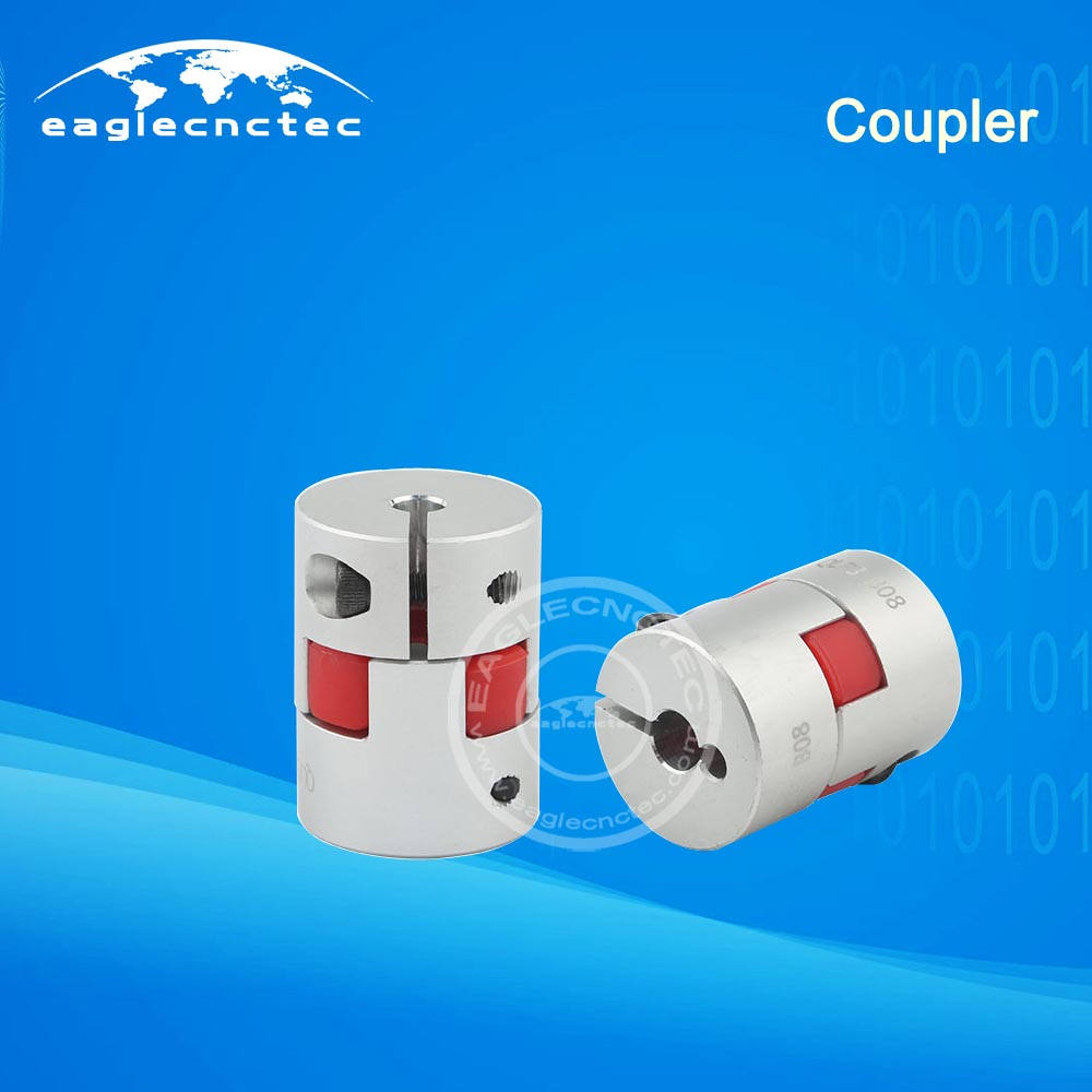 Stepper Motor Lead Screw Coupling Flexible Shaft Coupler
