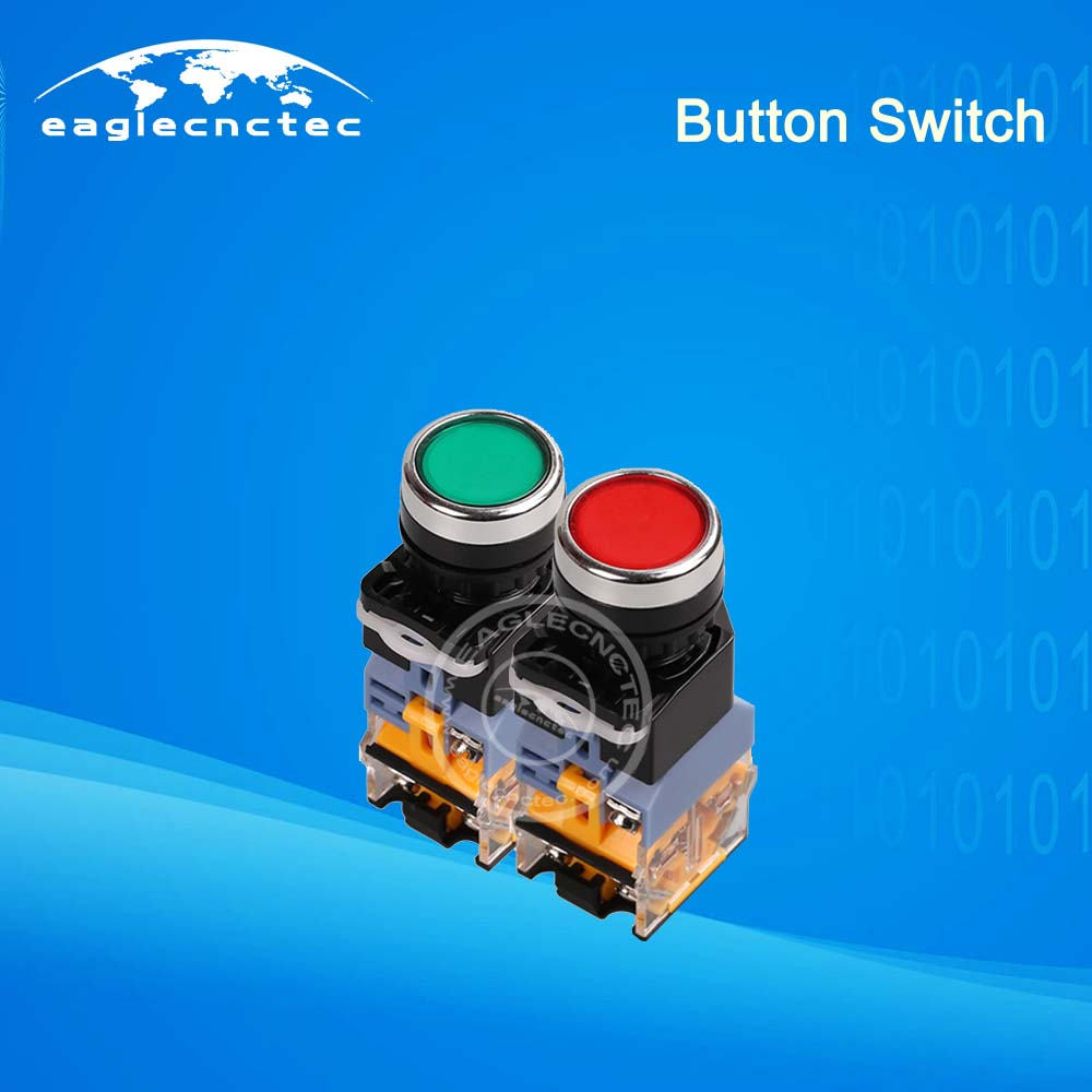 Push Button Switch Press Button for CNC Router Engraving Machine