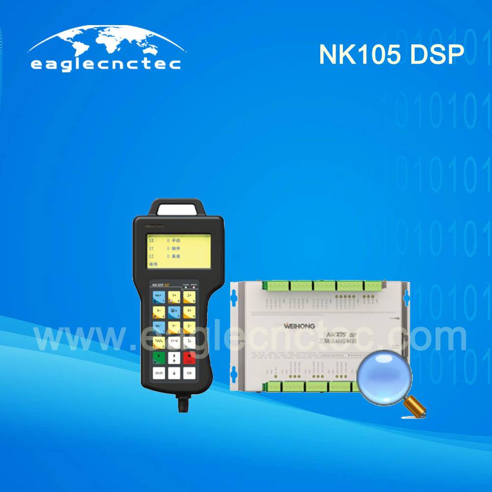 Weihong NK105G2 / G3 CNC Router DSP Controller Systems