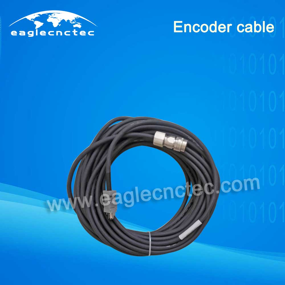 Servo Encoder Cables Assembly Line with Connector