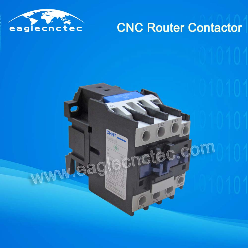 CNC Router AC Contactor Replacement Magnetic Starter