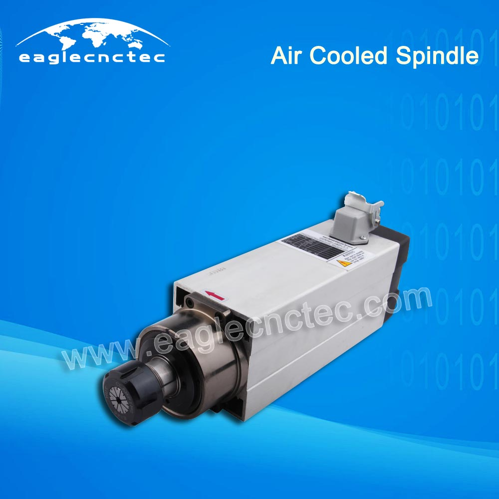 Air Cooled Spindle DIY CNC Spindle Kit 3.5kw 4.5kw 6.0kw 2.2kw 18000RPM