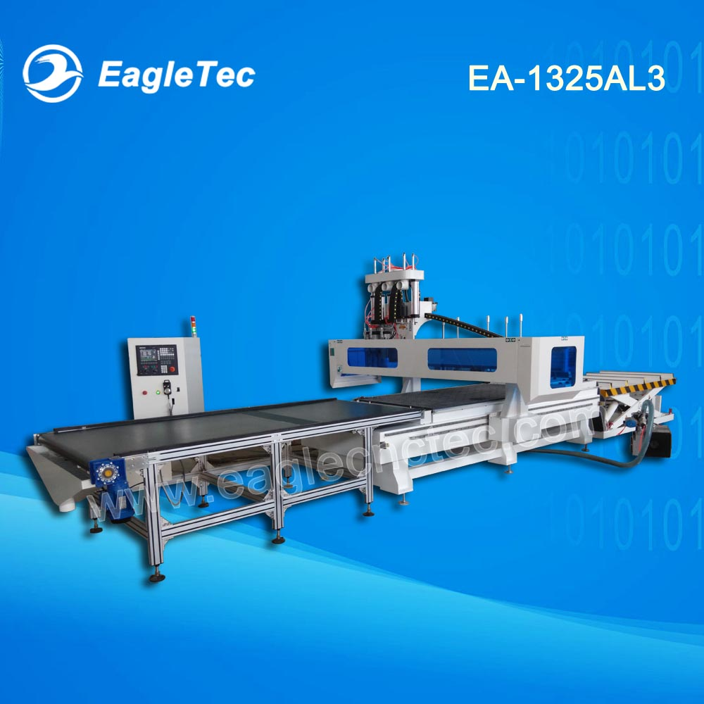 Best CNC Wood Router for Kitchen, Office, Custom Cabinets Production
