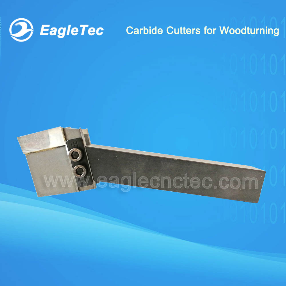 Best Carbide Cutters for CNC Woodturning Lathe FWCDxL40xR1