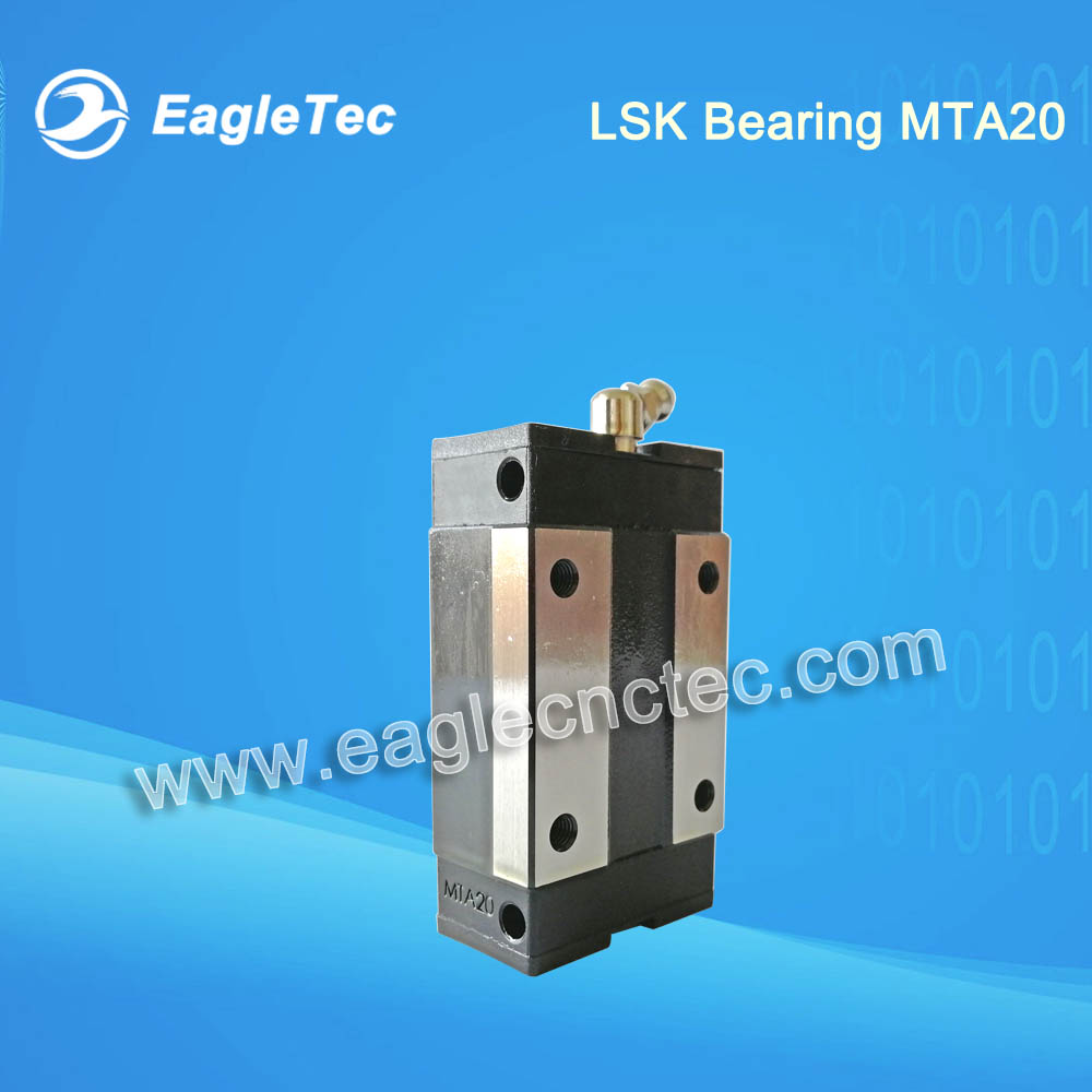 CNC Router LSK Brand Linear Bearings GL20CA / GL25CA / GL30CA