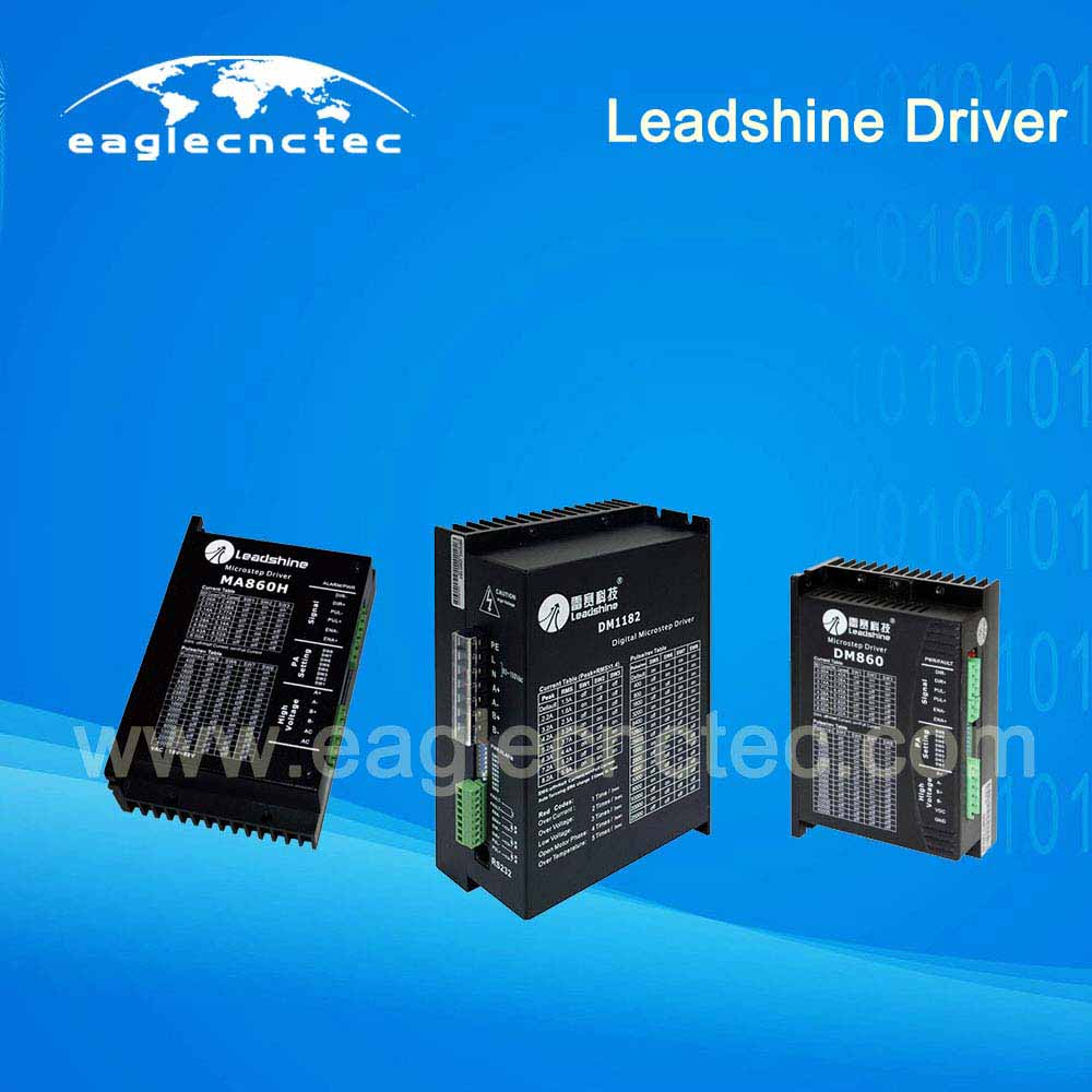 Microstep Driver Leadshine MA860H DM1182 Stepper Motor Driver