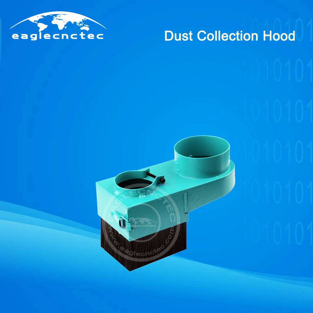 CNC Router Dust Boot Dust Hood Dust Shoe