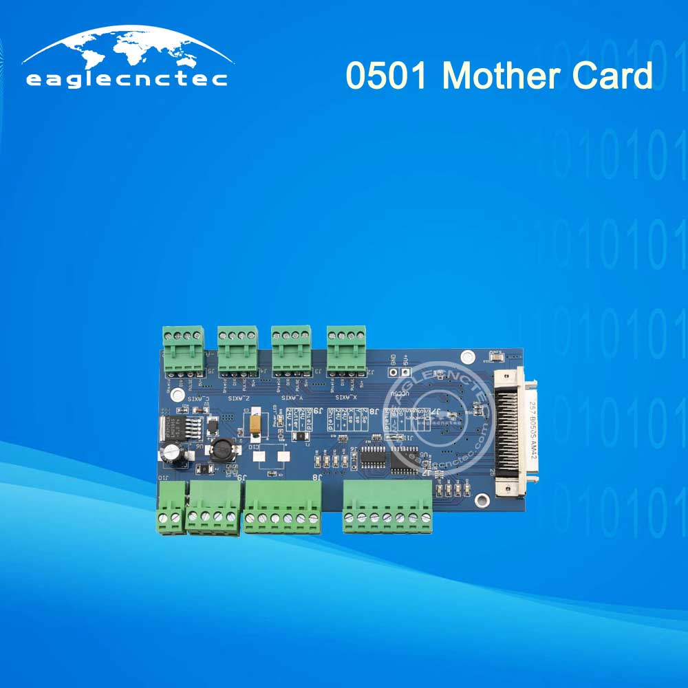 Origin RZNC-0501-HBBE HBBC Richauto DSP Controller Interface Board