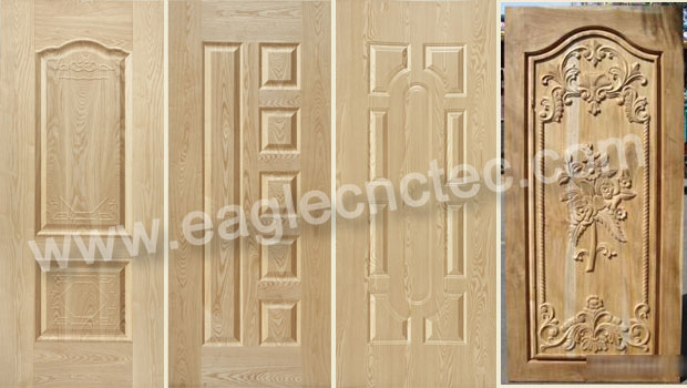 wooden door jobs eagletec cnc router