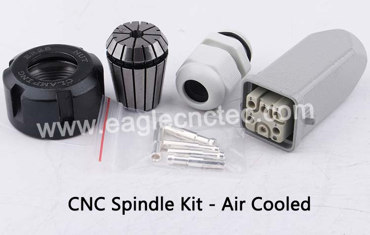 cnc spindle kit