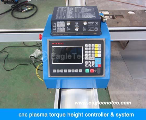 Portable Cnc Plasma Cutter For Cut 20 Mm Eagletec
