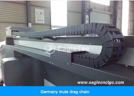 Germany mute drag chain