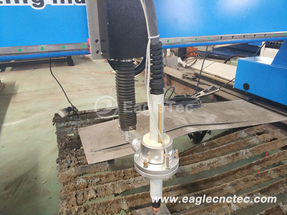 Cnc Plasma Gantry Kit Metal Plate Cutting Machine Eagletec