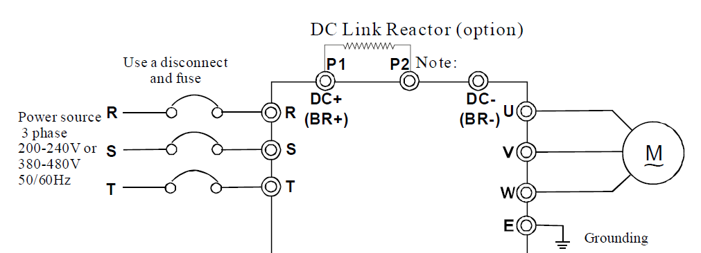 on ac spindle motor wiring diagram