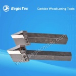 Carbide Woodturning Tools FWCD-L40-R0.5 / R1 / R1.5 Carbide Cutters