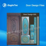 CNC Router 3D Models Door Designs Files Library