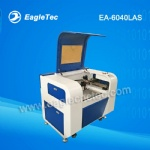 Small Size CO2 Laser Engraver 6040 for Acrylic Cut and Engrave EA-6040LAS