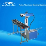 CNC Fiber Laser Marker Machine with Conveyer Belt
