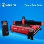 Circular Pipe and Sheet Metal Cut Solution Plasma Tube Cutter with Rotary Axis