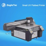 Small Size 1300x1300mm UV Flatbed Printer for Acrylic, Metal, Wood Printing