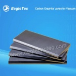Carbon Graphite Vanes EK60 For Dry Running Vacuum Pump