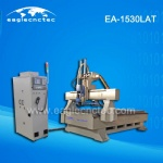 1530 ATC Wood CNC Router With Linear Auto Tool Changer 1500x3000mm